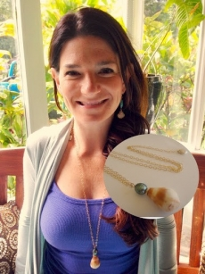 <p>&#039;Malika is a compassionate, vivacious and multi- talented young woman who has an incredible gift of designing and hand-making Hawaiian inspired jewelry for everyone&#039;s tastes and styles.&#039; ~ Lena</p>