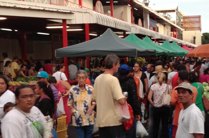Papeete Farmer's Market