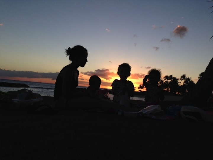"Photo: Amber Yamada ""Sweet Summer Sunsets"""