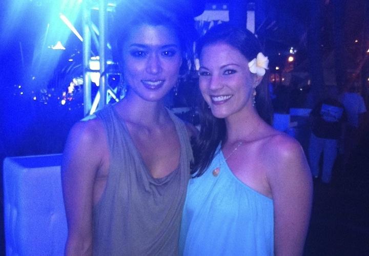 Grace Park at Hawaii Five-0 Premiere