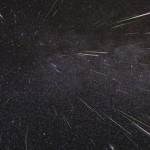 Geminid Meteor Shower 2009 / Image: NASA / JPL