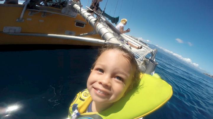 whale watch boat lahaina